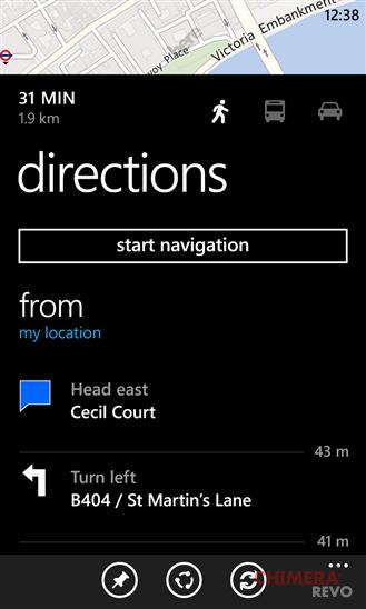 migliori app windows phone - here maps