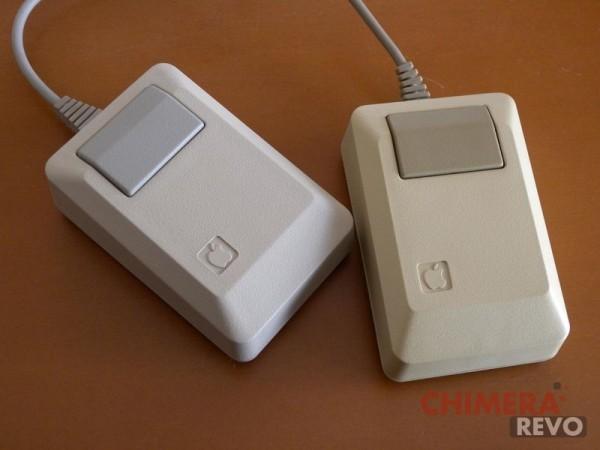 Il mouse originale del Macintosh (1984) - Come è fatto il mouse