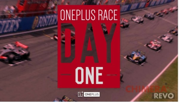 oneplus race