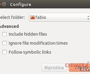 Configure 010