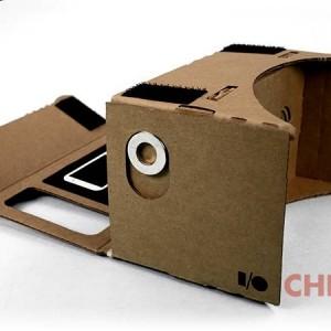 Google Cardboard foto6