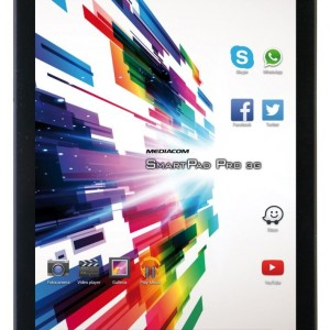 Mediacom SmartPad 8 HD Pro 3G