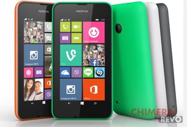 Microsoft Lumia 530