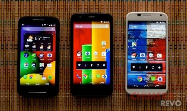 Motorola Moto E - G - X