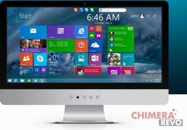 schermata Start di Windows 8.1