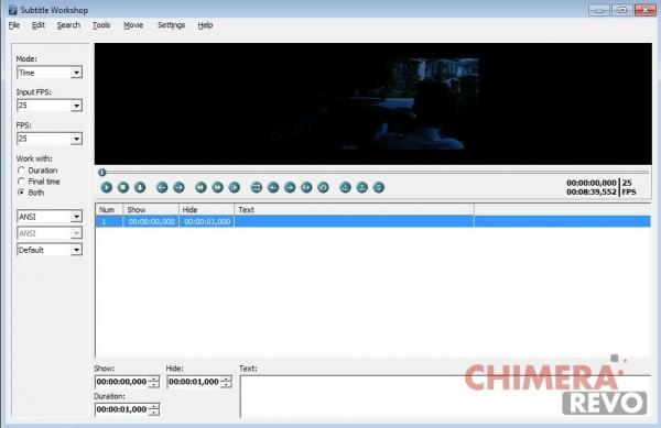 inserire sottotitoli in un video