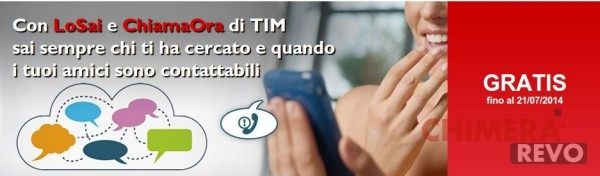 ChiamaOra di TIM a pagamento