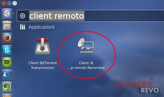 schermo su rete LAN con Ubuntu
