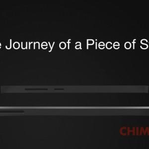 Xiaomi Mi4 pezzo metallo foto1