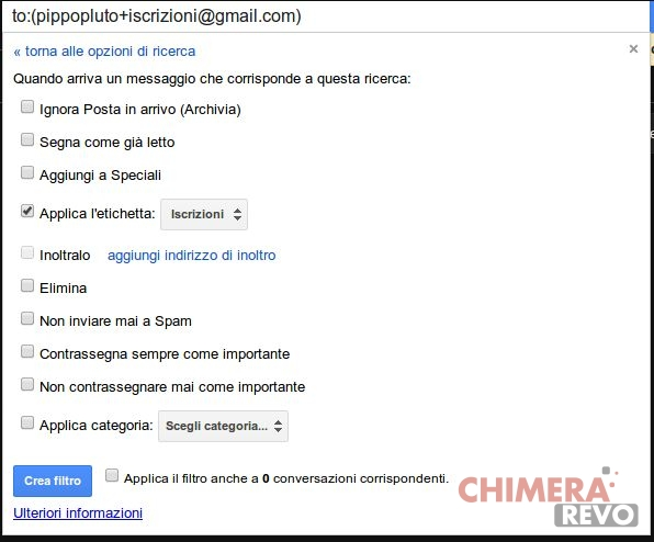 how to create email alias in gmail