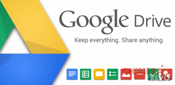 Invia a Google Drive