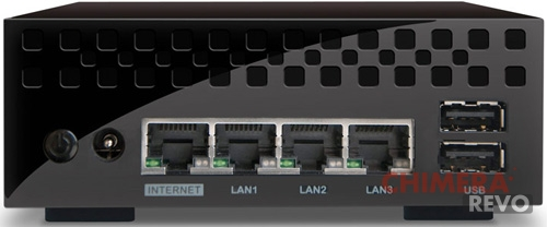 lacie nas router