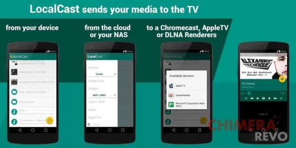 migliori app per Chromecast