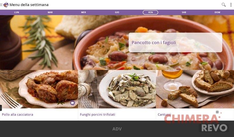 il sito uno dei migliori punti di riferimento per giovani mamme chef e casalinghe appassionate di cucina e ovviamente lapp non poteva essere da meno