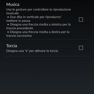 OnePlus One CM11S Gesture
