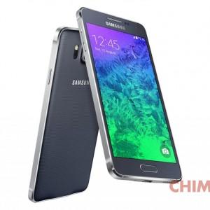Samsung Galaxy Alpha foto2