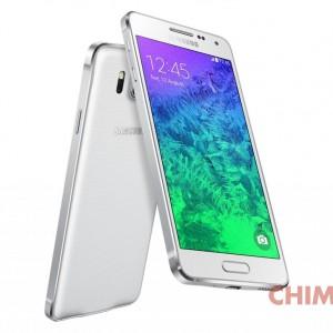 Samsung Galaxy Alpha foto3