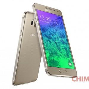 Samsung Galaxy Alpha foto4