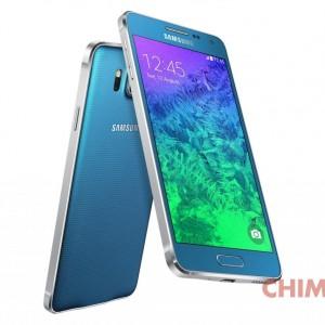 Samsung Galaxy Alpha foto6