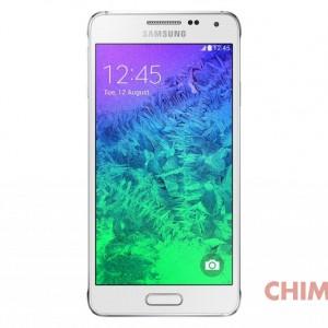 Samsung Galaxy Alpha foto9