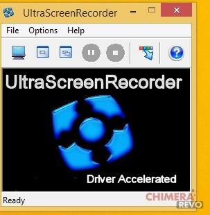 UltraScreen recorder