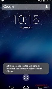 Squawk Reminders on Unlock3