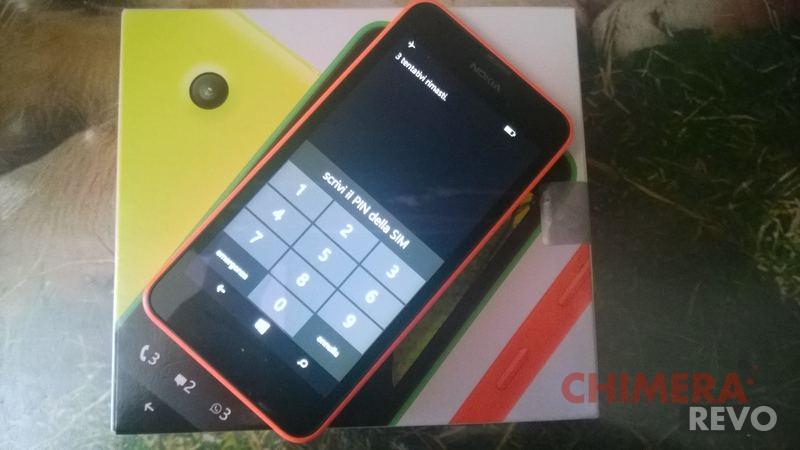 Recensione Lumia 630