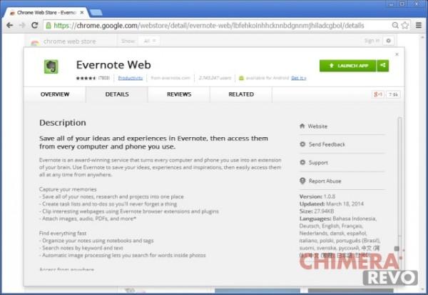 Evernote Malware