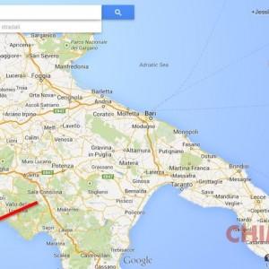 gmaps 1 risultato