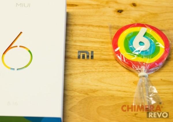 Xiaomi copia apple