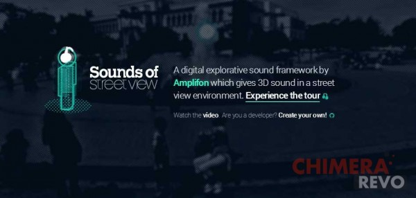 Sounds of Street View by Amplifon