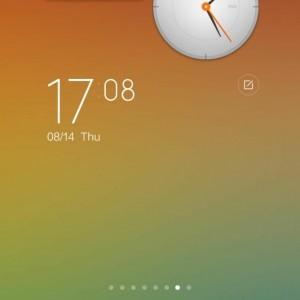 widget time