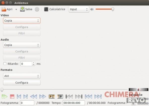 convertire video su Linux