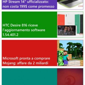 Chimera Revo App Windows Phone 2