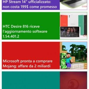 Chimera Revo App Windows Phone 6