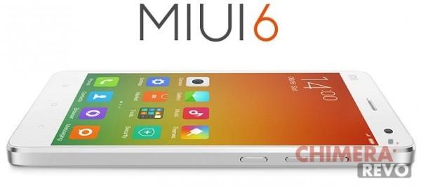 MIUI 6 Xiaomi Mi4