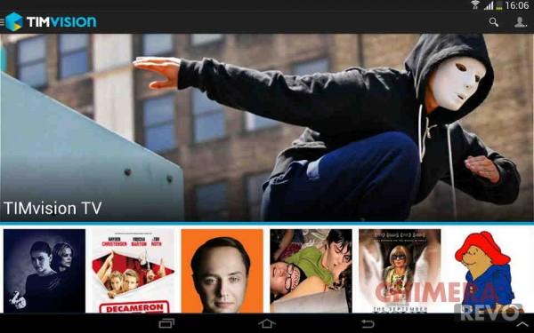 Accordo sky telecom champions league e europei arrivano for Timvision app smart tv