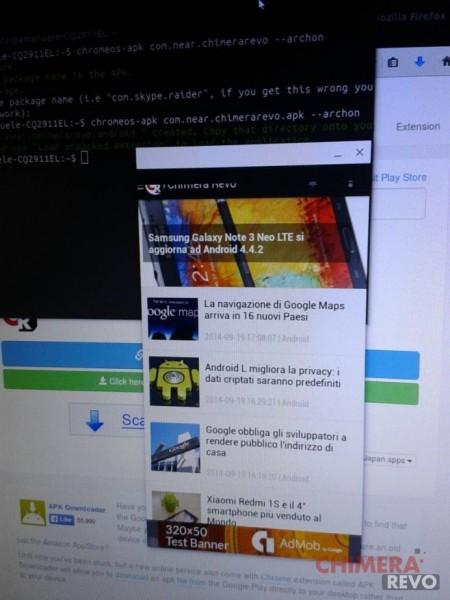 app Android su Windows