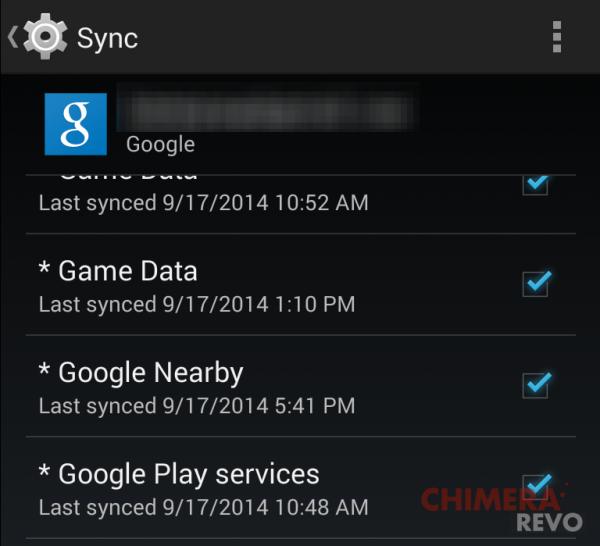 google nearby