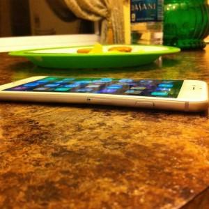 iPhone6 deformato