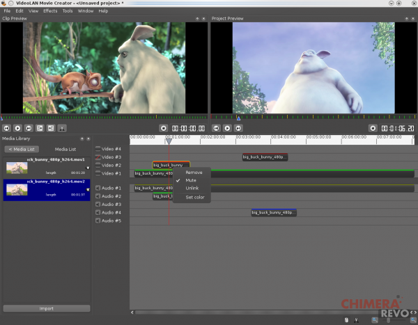 Bolide Movie Creator - Video Editing Software for
