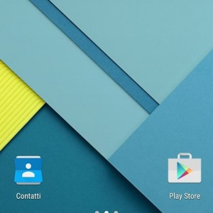 Android 5.0 Lollipop screen 3
