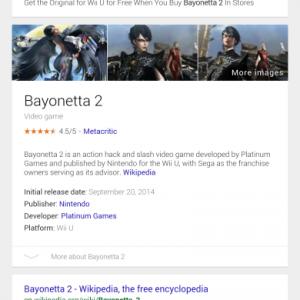 Google scheda videogiochi 3