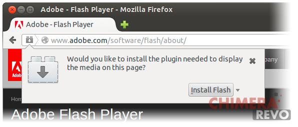 Plugin finder Firefox