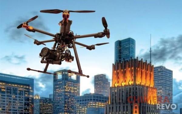 Drone Journalism Roma