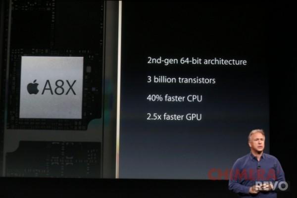 ipad processori