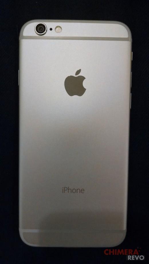 Iphone 6 in vendita un 39 prototipo iniziale 39 su ebay - La porta rossa film completo ...