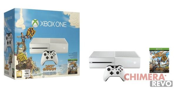 Xbox One bianca bundle