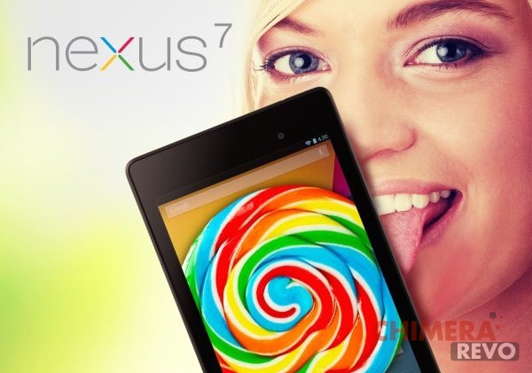 ASUS Android 5.0 Lollipop