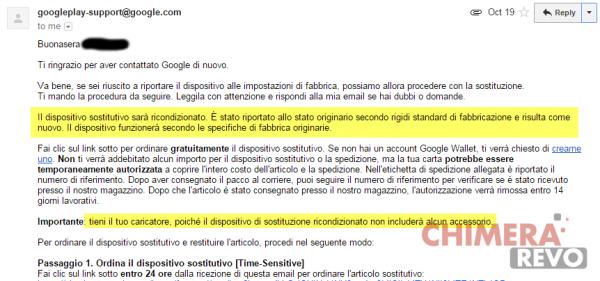 Nexus 5 32 GB Nero - fine produzione (1)